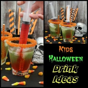 Kids Halloween Drink Ideas