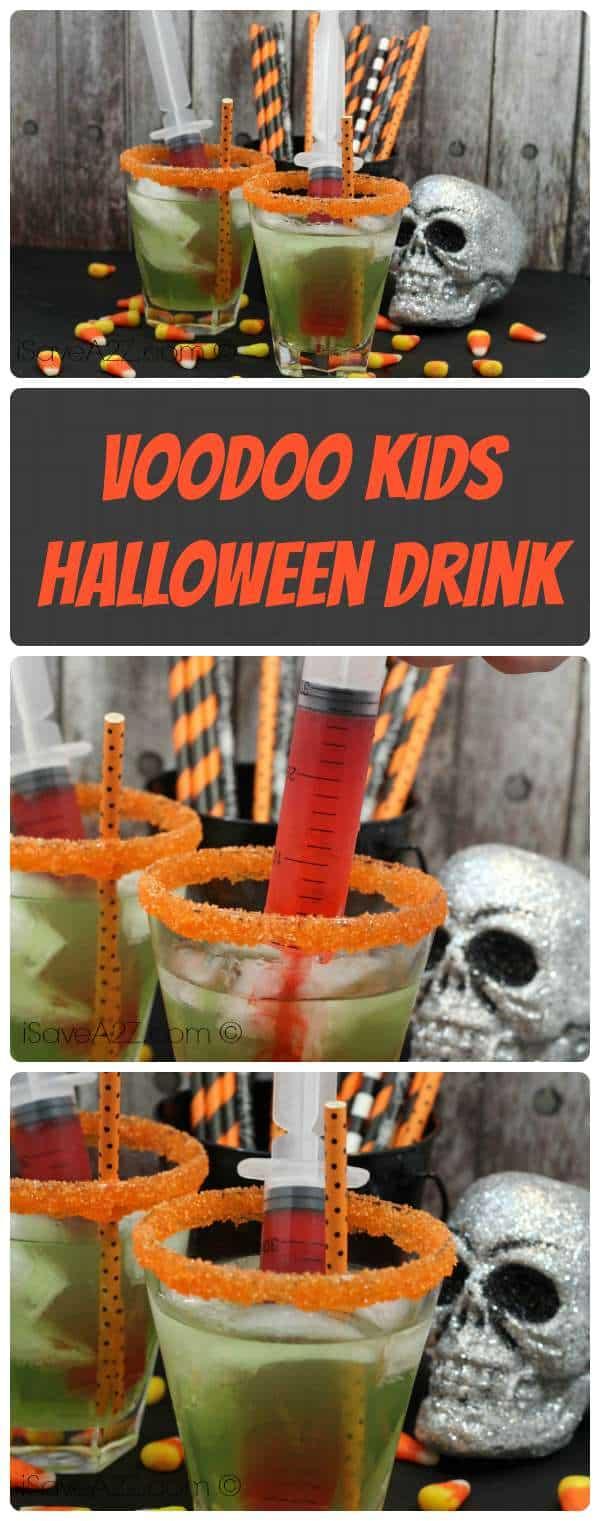 Voodoo Kids Halloween Drink