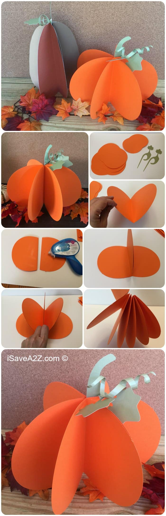 Thanksgiving Day Paper Craft ideas