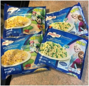 Birds Eye Steamfresh Frozen Vegetables