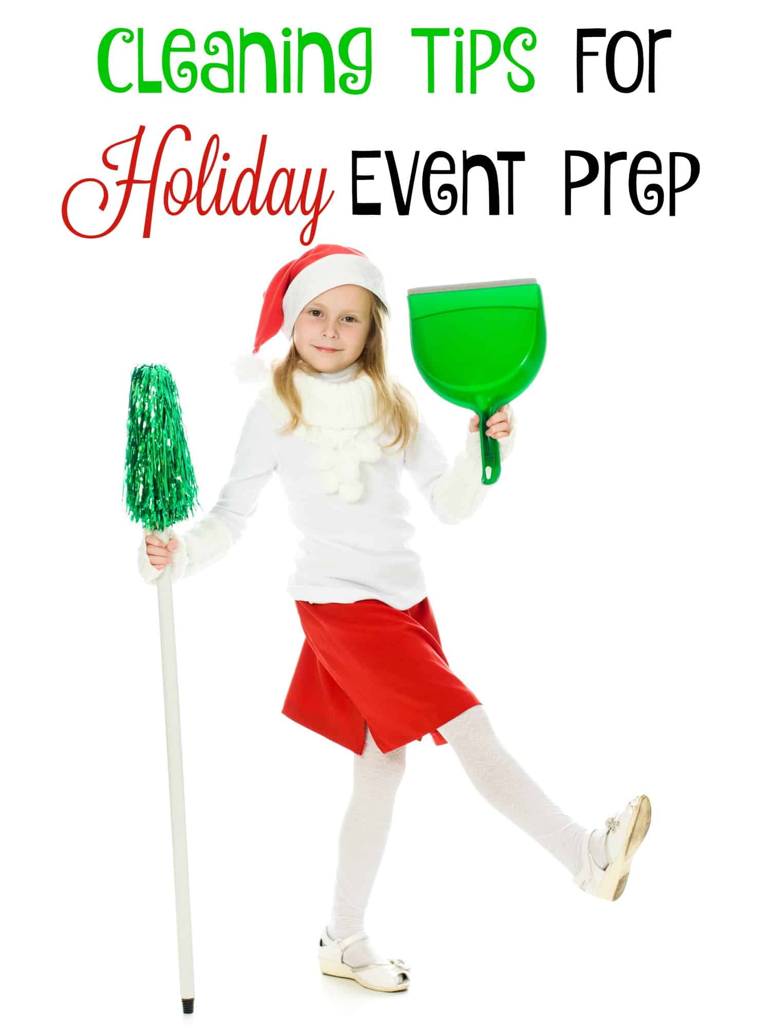 Cleaning Tips For Holiday Event Prep