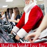 Healthy Weight Loss Tips During the Holidays