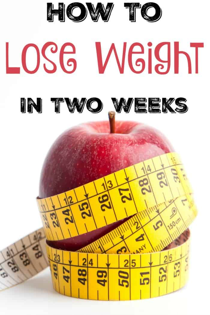 How to Lose Weight in Two Weeks - iSaveA2Z.com