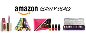 Amazon Beauty Deals – OPI, Bare Minerals + More