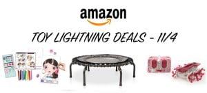 Amazon Toy Lightning Deals – 11/4