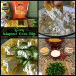 Creamy Jalapeno Corn Dip Recipe