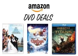 Amazon DVD Deals – 11/12