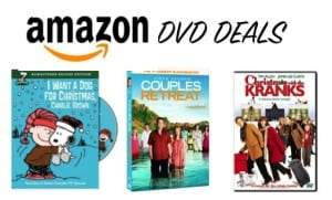 Amazon DVD Deals – Starts At Just $3 Shipped!