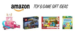 Amazon Toy and Game Gift Ideas List