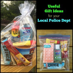 Useful Gift Ideas for your Local Police Department