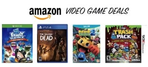 Amazon Video Game Deals For 11/18