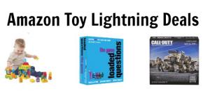 Amazon Toy Lightning Deals – 11/6