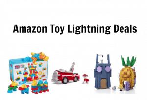 Amazon Toy Lightning Deals  – 11/5