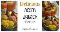 Delicious Acorn Squash Recipe