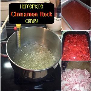 Easy Homemade Cinnamon Rock Candy Recipe