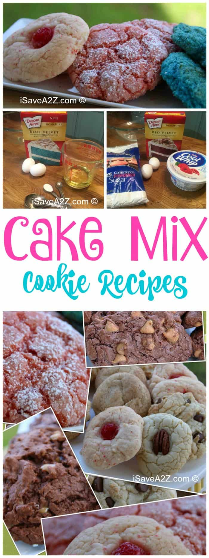 Top 45 Cake Mix Cookie Recipes