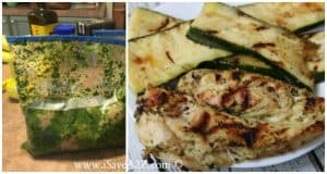 Grilled Garlic Cilantro Lime Chicken Recipe