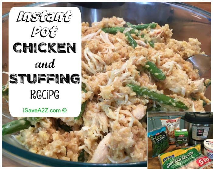 Instant pot chicken and stuffing recipe for Chicken recipes for the instant pot