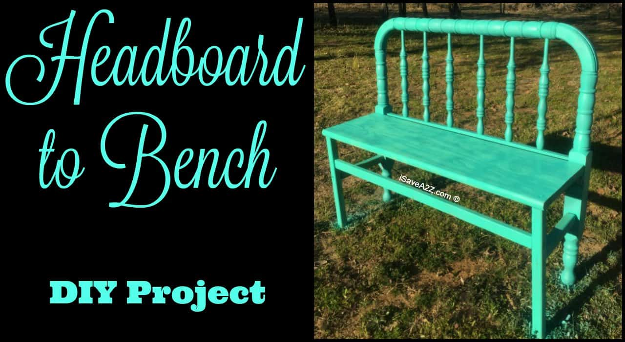 Headboard To Bench Repurposed Headboard Into An Outdoor Bench Isavea2zcom