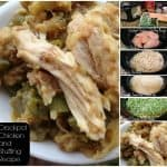 Crockpot Chicken and Stuffing Recipe