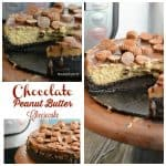 Chocolate Peanut Butter Cheesecake Recipe