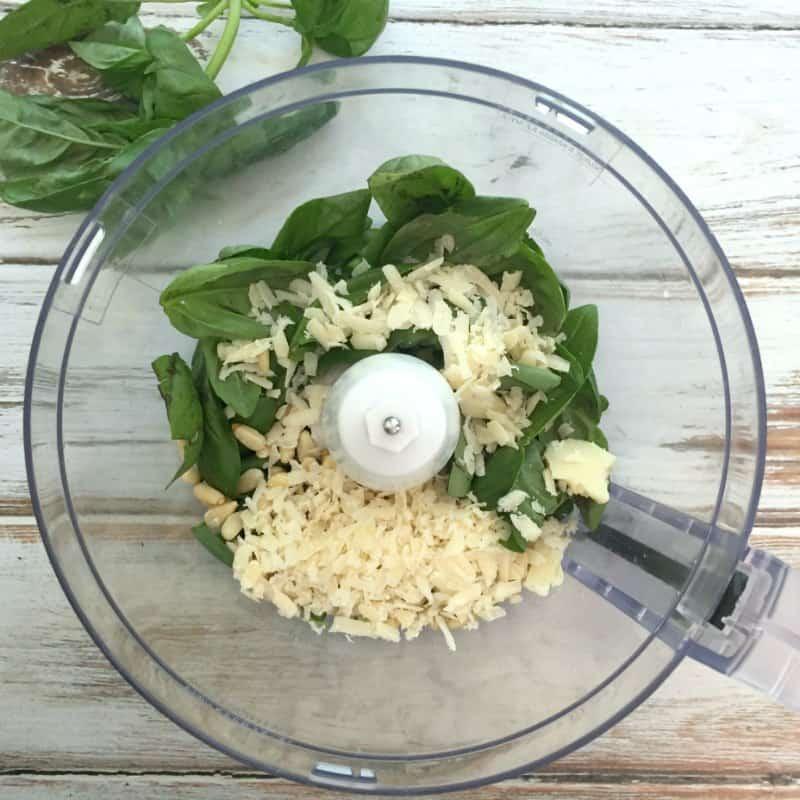 Easy Garlic Scape Pesto Recipe