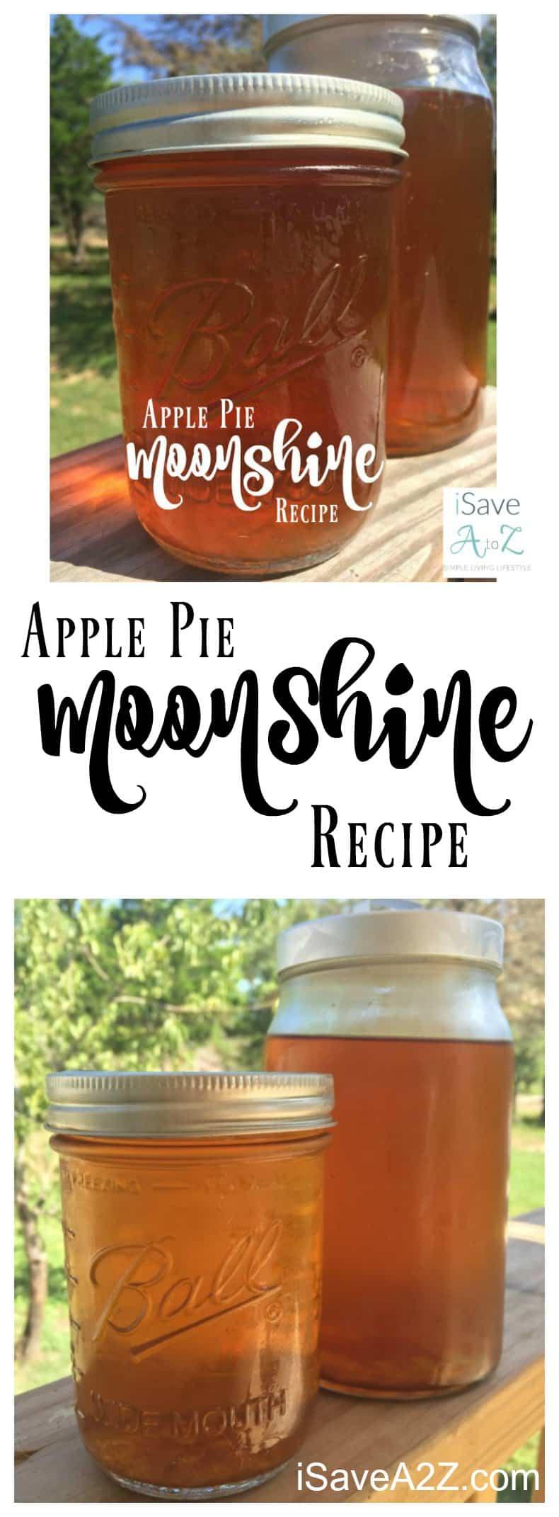 Apple Pie Moonshine Recipe - iSaveA2Z.com