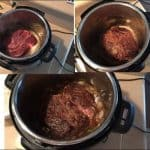 Perfect Pot Roast Made In The Pressure Cooker