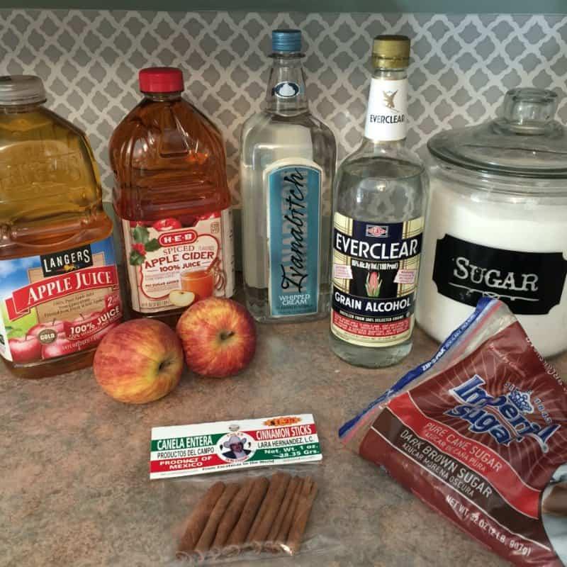 Apple Pie Moonshine Recipe