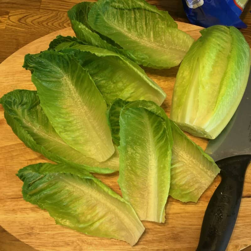 PF Chang's Chicken Lettuce Wraps Copycat Recipe