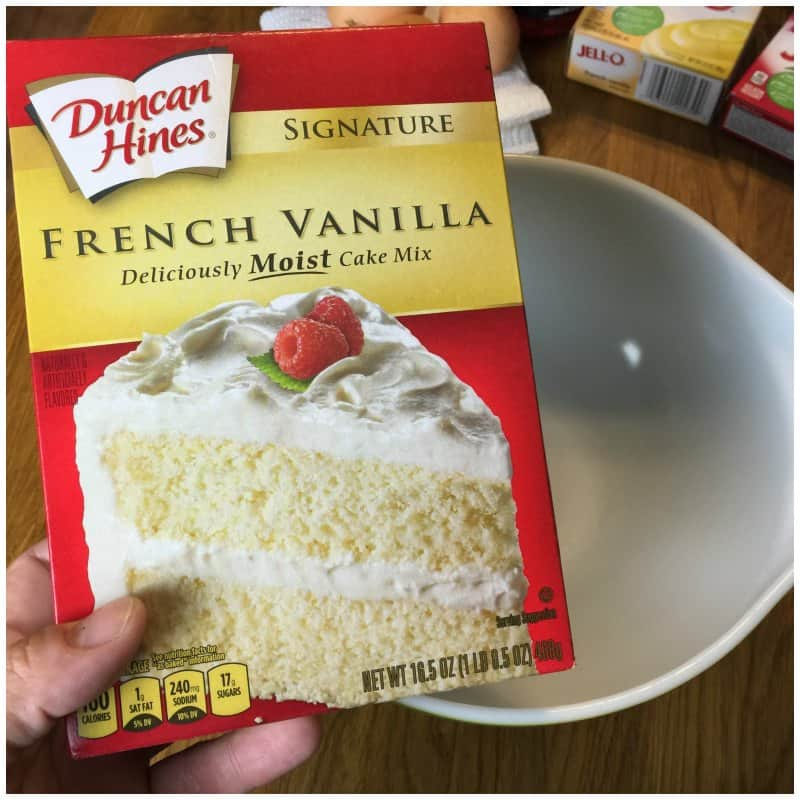 Slow Cooker Cake Mix And Coke