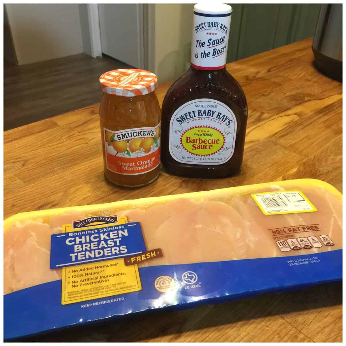 3 Ingredient Orange Chicken Sauce Recipe