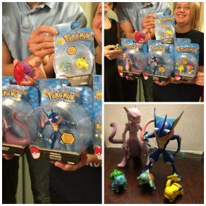 Pokemon House Party