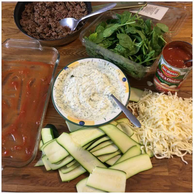 Easy Zucchini Lasagna Recipe