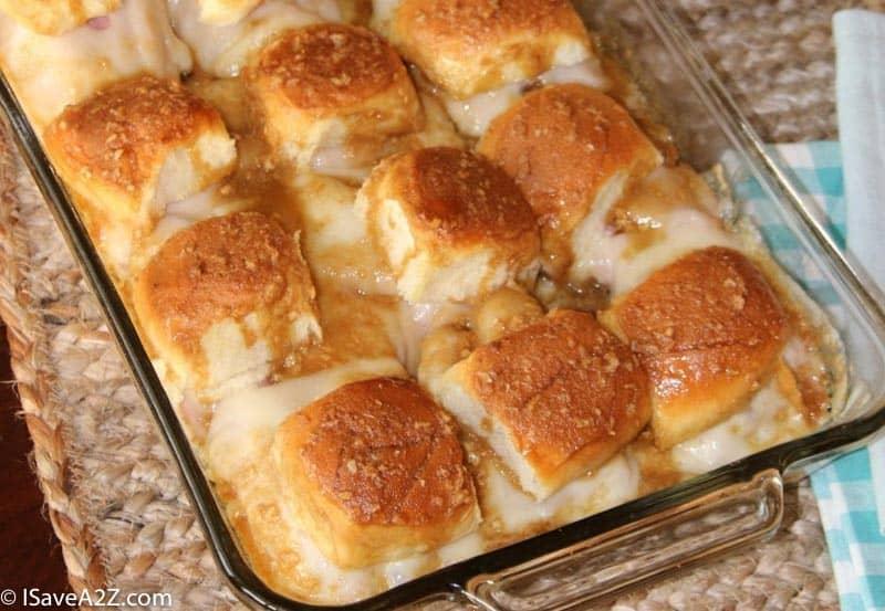 Funeral Sandwiches Recipe