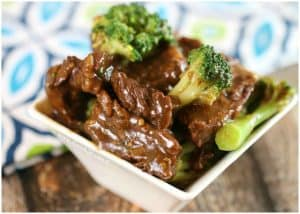 Easy Pressure Cooker Beef and Broccoli Recipe
