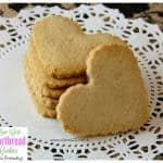 Low Carb Shortbread Cookies – Keto Friendly Recipe