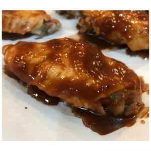 Easy Pressure Cooker BBQ Wings
