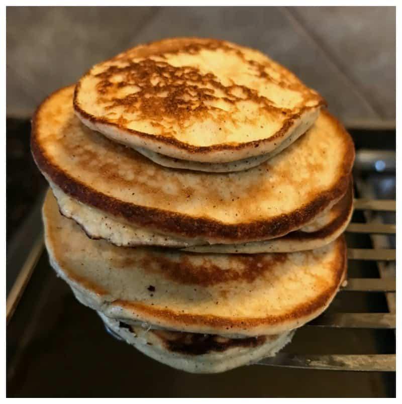 Low Carb Pancakes (Keto Friendly Recipe)
