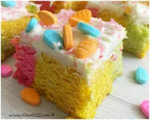 Easy Sugar Cookie Bars Recipe