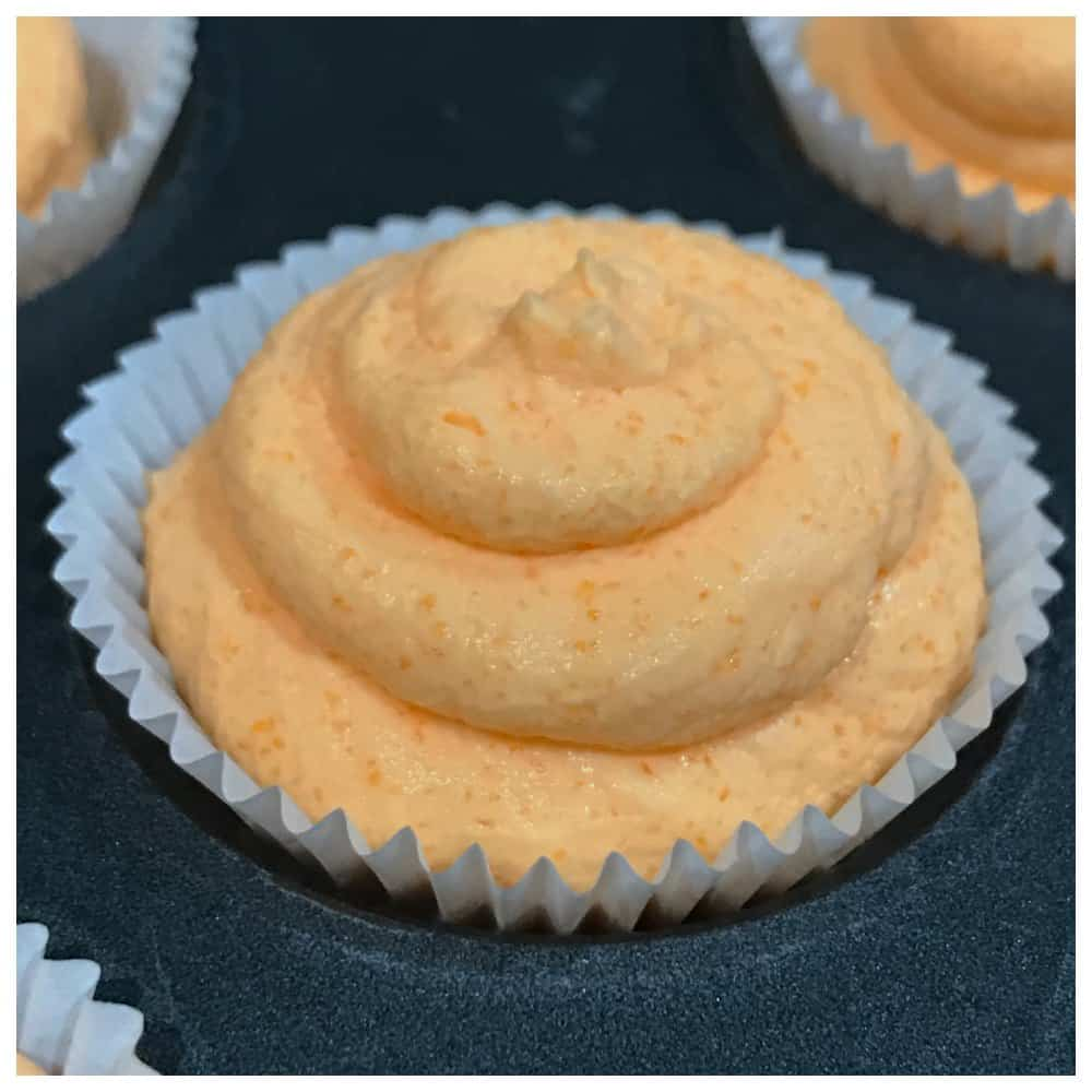 Keto Friendly Creamsicle Melts Recipe