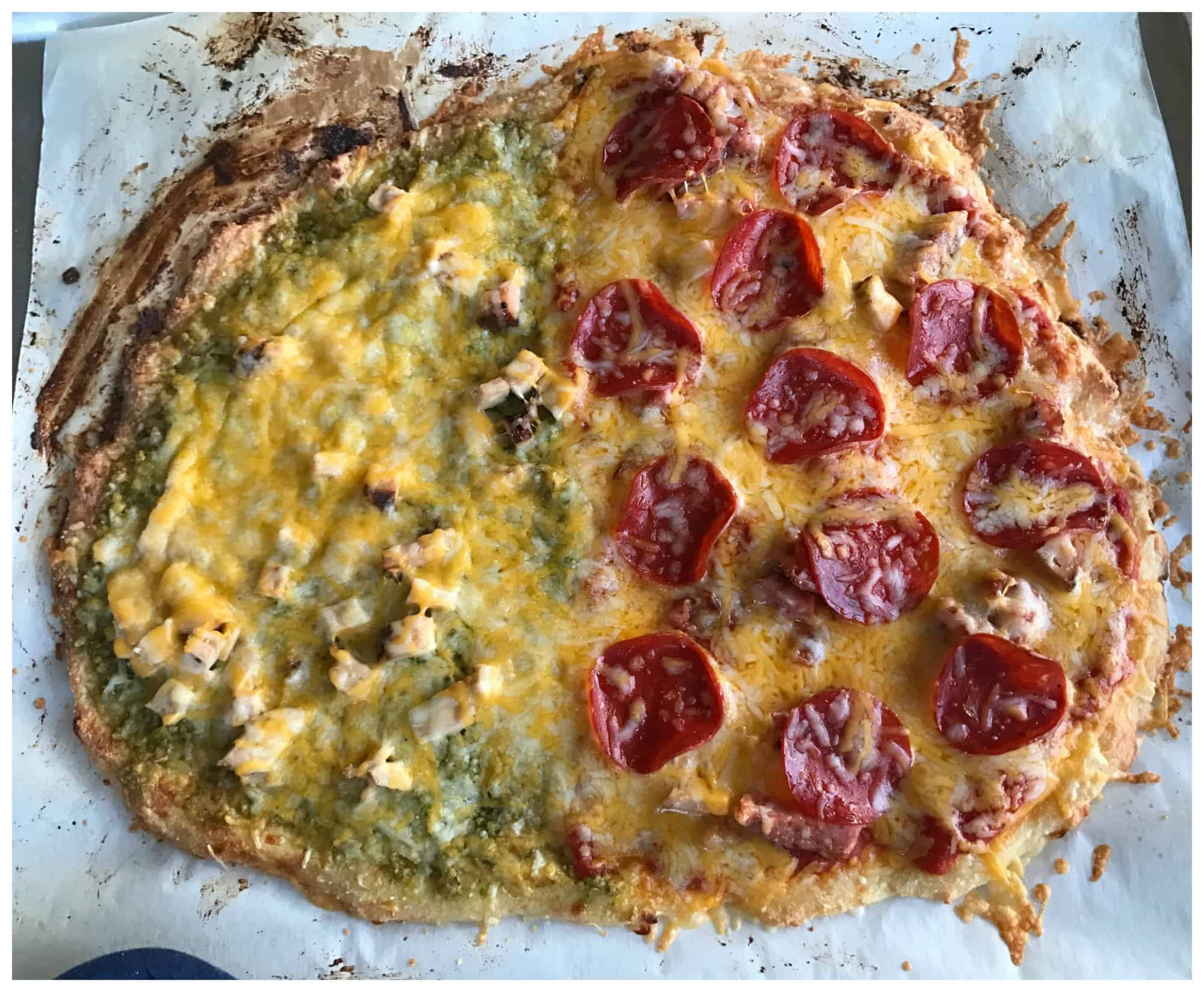 Best Low Carb Keto Friendly Pizza Recipe