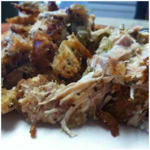 Chicken Stuffing Casserole Bake Recipe