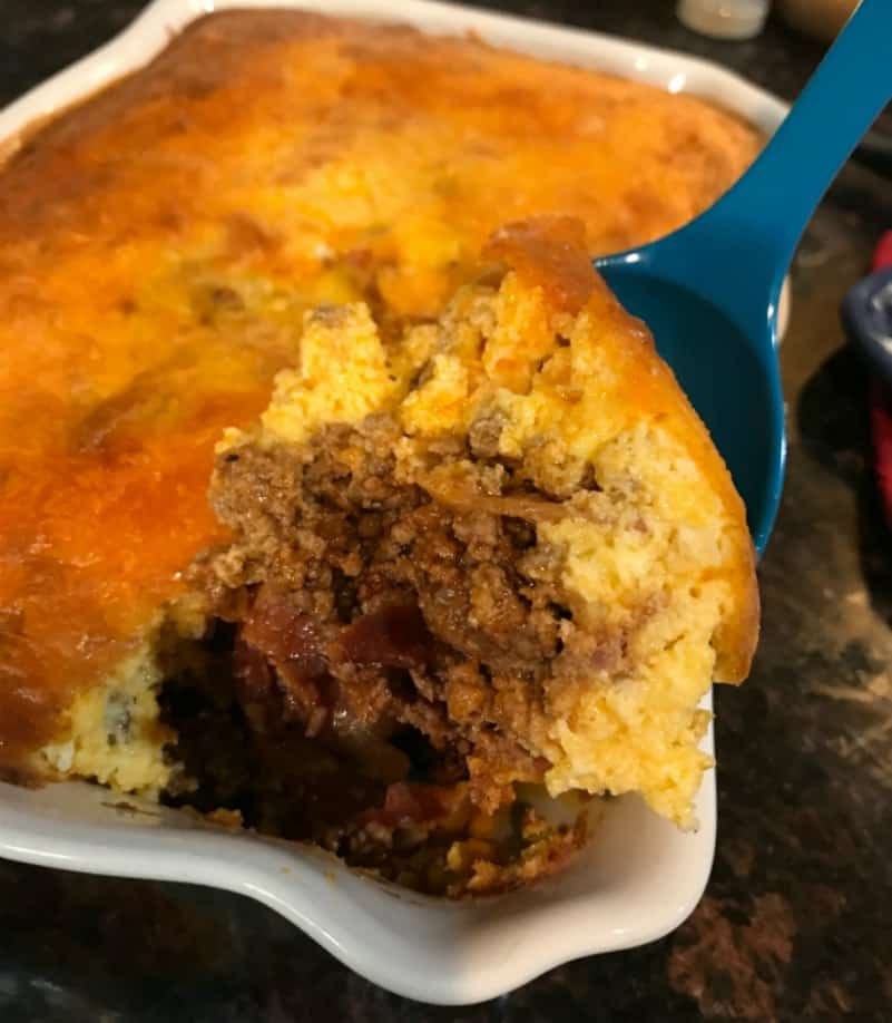 Keto Friendly Low Carb Beef Casserole Recipe