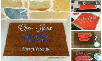 How to Make a Customized Doormat