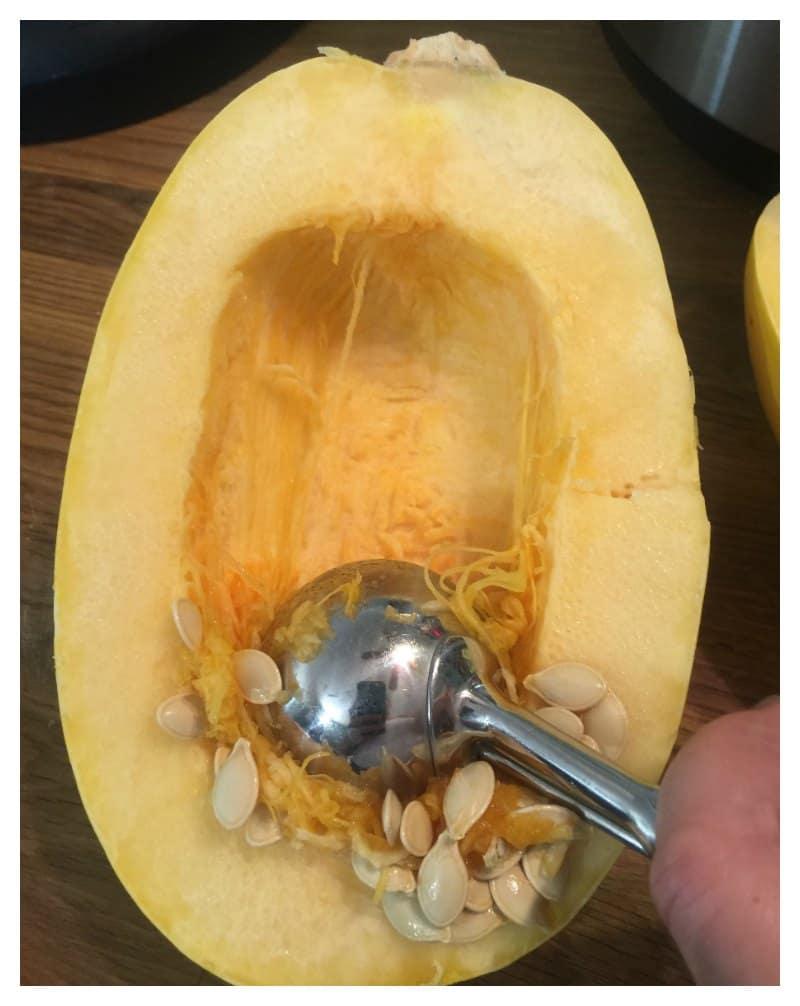 Low Carb Spaghetti Squash Bowl Recipe