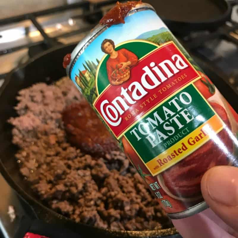 Keto Friendly Low Carb Beef Casserole Recipe