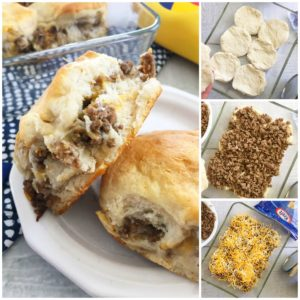 Quick and Easy Cheeseburger Bake Casserole Recipe