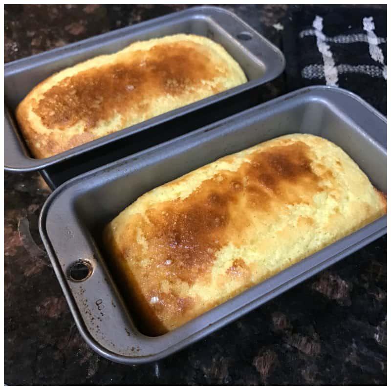 Low Carb Lemon Pound Cake Keto Friendly Recipe - iSaveA2Z.com