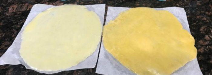 No Carb Cheese Wrap FOLIOS Copycat Recipe